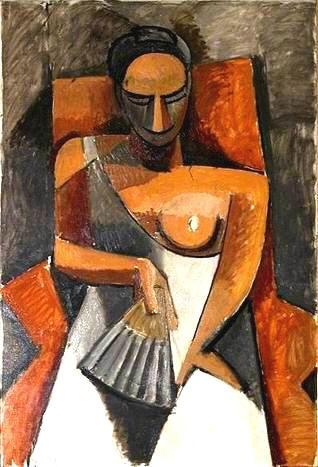 L'ART AFRICAIN DANS LES OEUVRES DE PICASSO